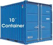 Selfstorage Nürnberg - 10' Container